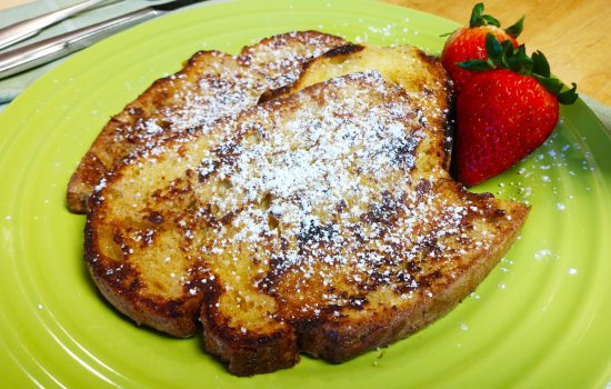 Award Winning Blue Ribbon French Toast