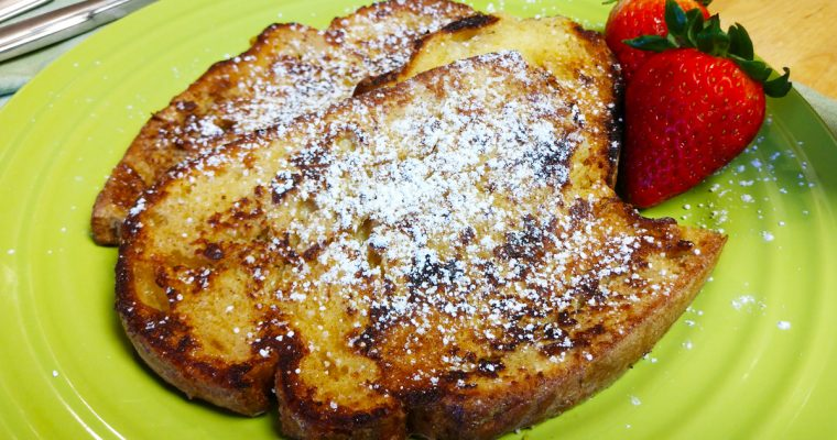 Blue Ribbon French Toast